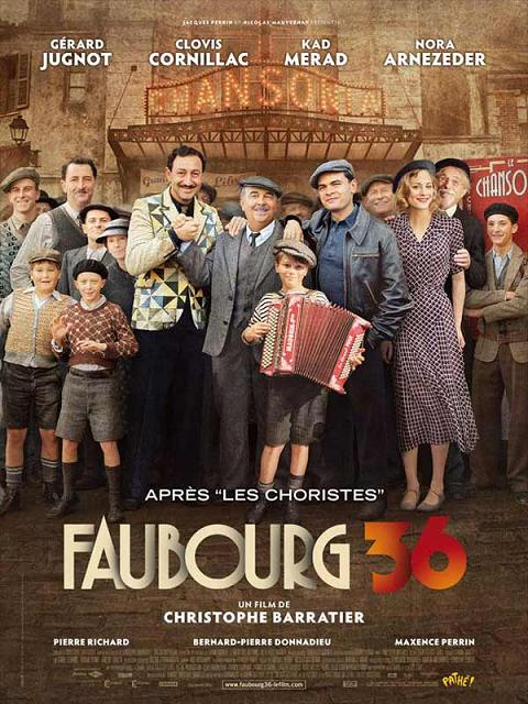 Faubourg 36, de Christophe Barratier