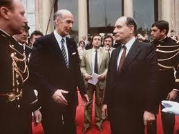 """Mitterrand appelait Giscard """"Le petit télégraphiste de Varsovie"""""""