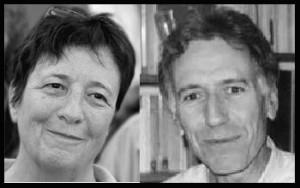 Pena-Ruiz et Arlette Laguiller