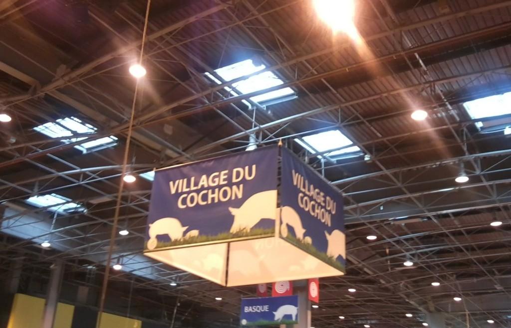 Village du cochon