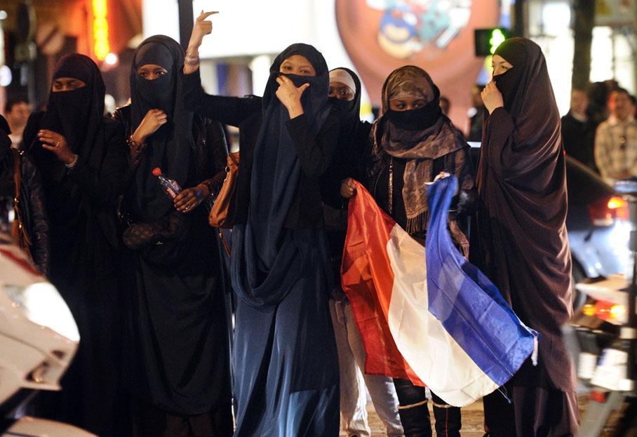 niqab-hollande