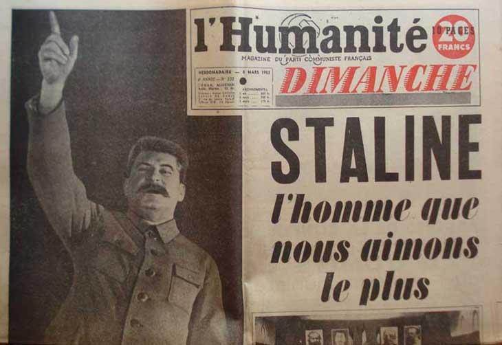 staline-humanite