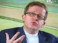 L'évêque Bernard Podvin