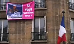 """""""La Gloire de mon Parent 1"""", avec F. Hollande"""