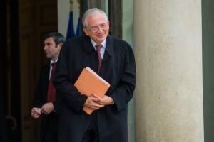REMISE DU RAPPORT JOSPIN AU PRESIDENT DE LA REPUBLIQUE