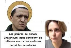 Frère Chalghoumi priez pour elle !