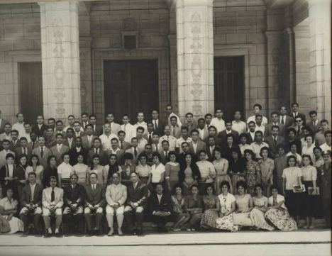EGYPTE - UNIVERSITE DU CAIRE 1959