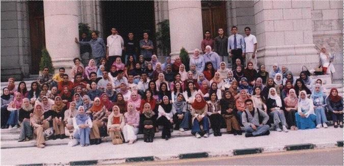 EGYPTE - UNIVERSITE DU CAIRE 2012