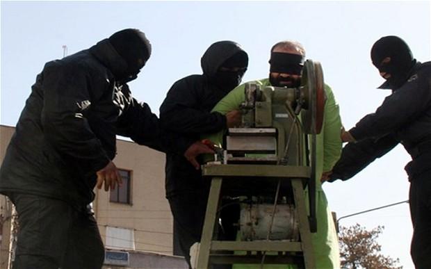 MACHINE A EMPUTER IRAN 1