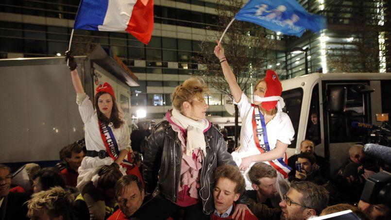 France Hollande Gay Marriage