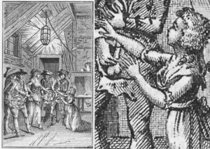 """Justine et les brigands : une """"tournante"""" version Marquis de Sade"""