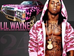 Le rappeur américain Lil Wayne (photo Internet)