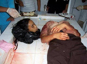 Ecoliere indonesienne chretienne decapitee 10-2005