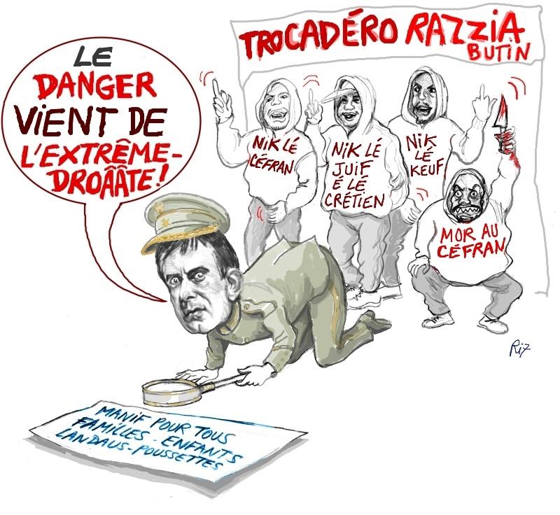 Valls  & racailles
