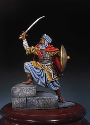 guerrier musulman