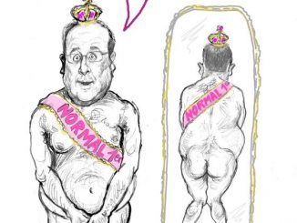 Ri7Hollande roi nu dos au miroir bis