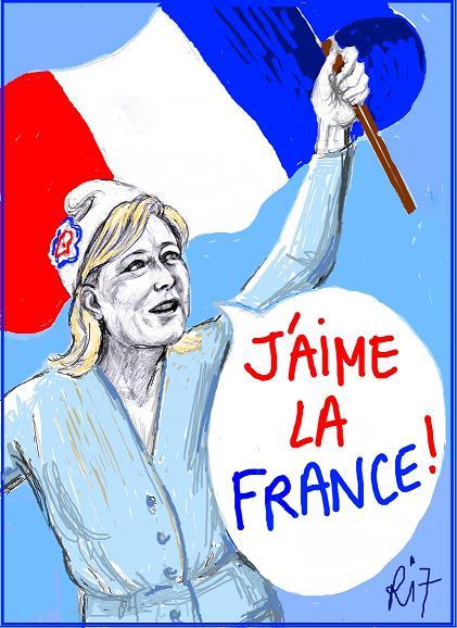 Mai 2017 Marine Le Pen Est 233 Lue Et Forme Son Premier