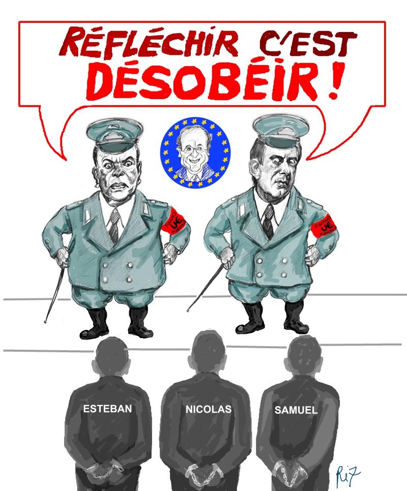 Ri7Taubira Valls police politique