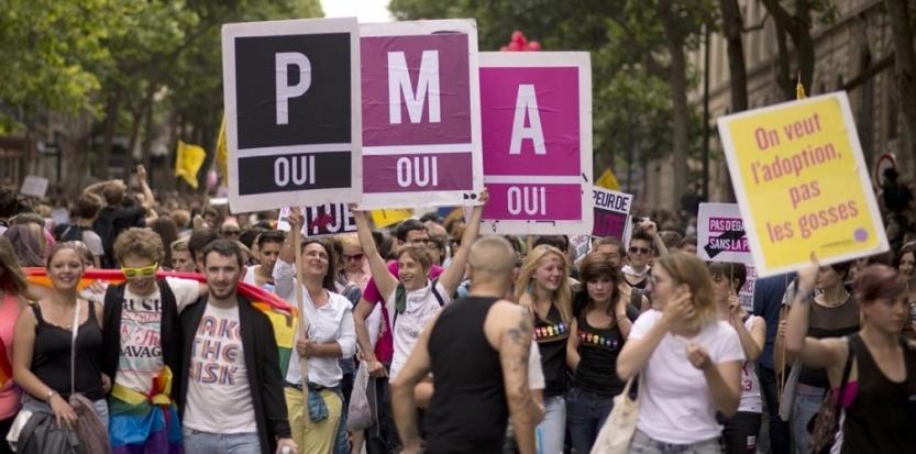 gay pride 290613 l'adoption pas les gosses