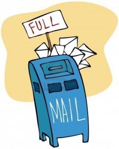 8457677-une-image-d-39-une-boite-pleine-de-courrier