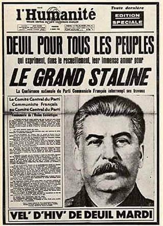 Pourquoi ne parle-t-on jamais de l'Holodomor, massacre organisé de 7 milllions d'Ukrainiens par Staline ?