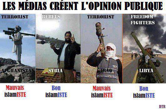 Bons et mauvais islamistes