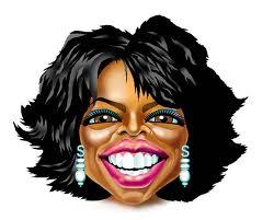 victime de dit américaine La en avoir racisme star Winfrey été Oprah w0IqBI18