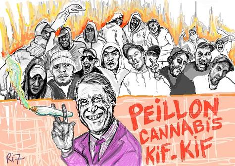 Ri7Peillon cannabis kif kif