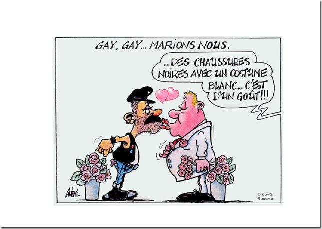 GAY GAY MARIONS NOUS
