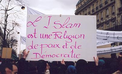 ISLAM RELIGION DE PAIX ET DE DEMOCRATIE