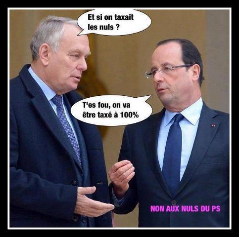 TAXER LES NULS