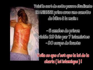 LA CHARIA APPLIQUEE AUX FEMMES