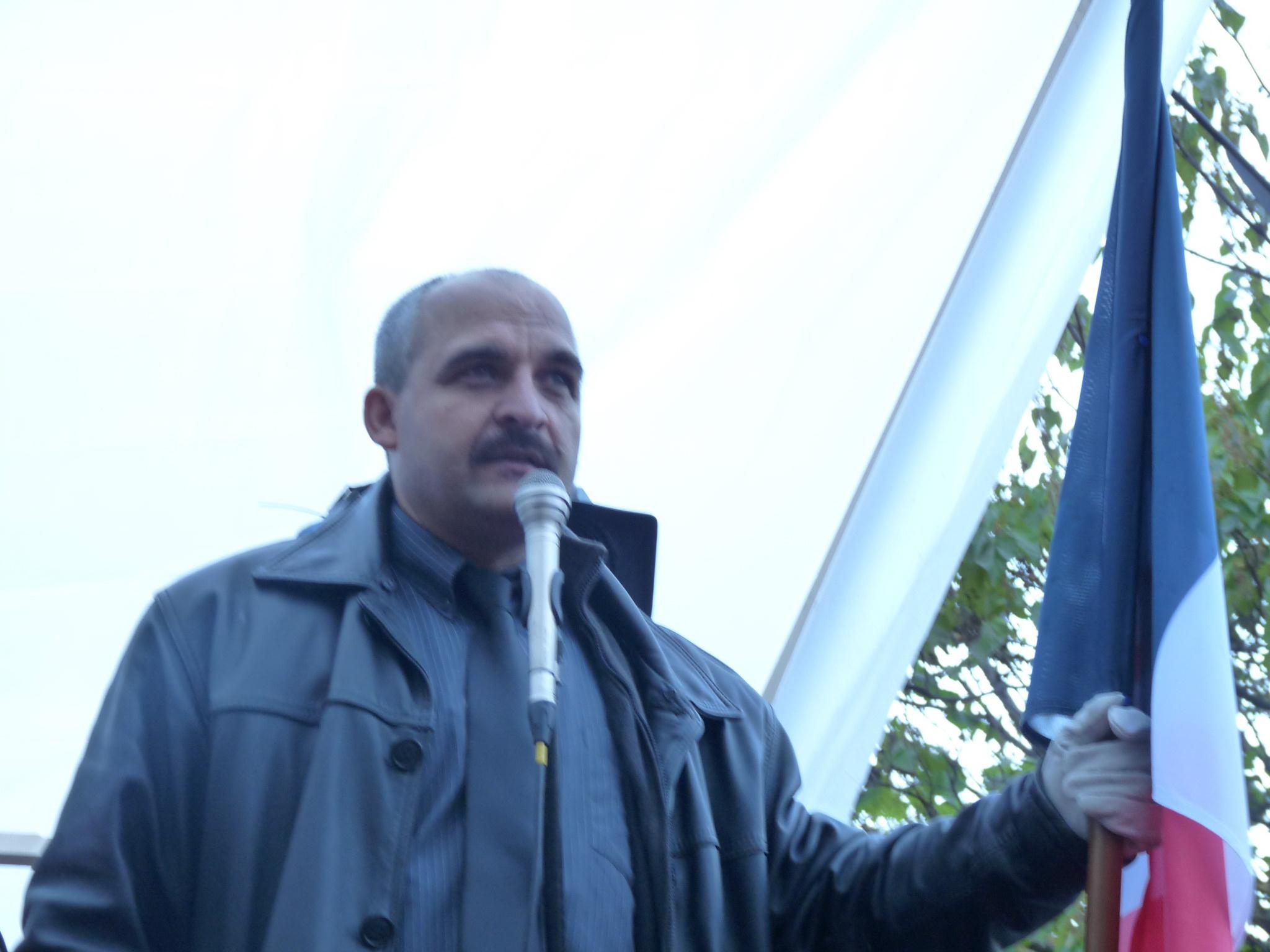 Pons : depuis que j'ai dénoncé le Coran, je suis censuré et discriminé