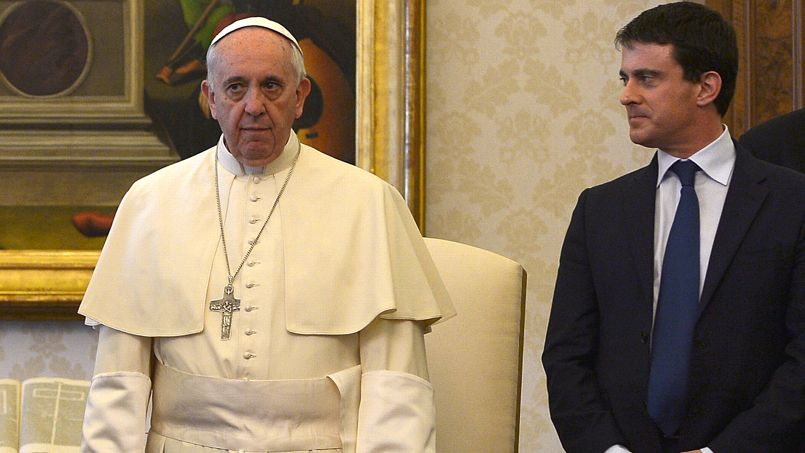 VATICAN-FRANCE-POPE-AUDIENCE