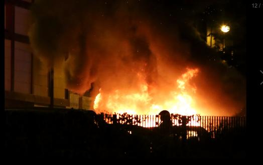 Incendie-Roubaix