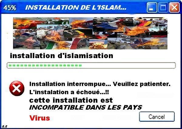 Islam-virus