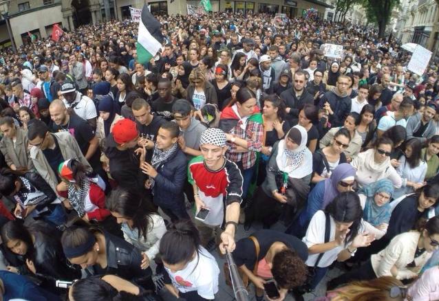 manifestantspalestine