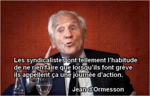 Hollande Fait Peur Même à Jean D Ormesson C Est Dire