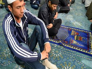 Tapis Electronique Le Progres Au Service De La Priere Musulmane