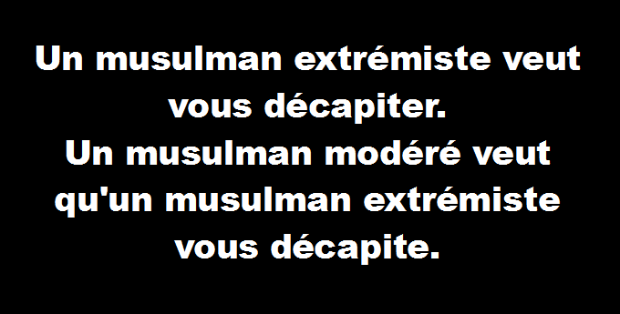 Musulman-extremiste-et -musulman-modere