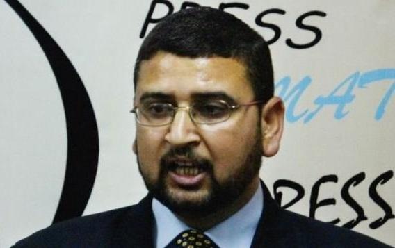 Sami Abu Zuhri spokesman Hamas