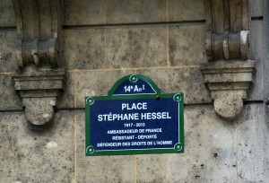 place Stephane Hessel