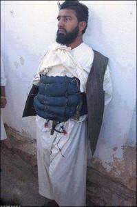 taliban homme bombe