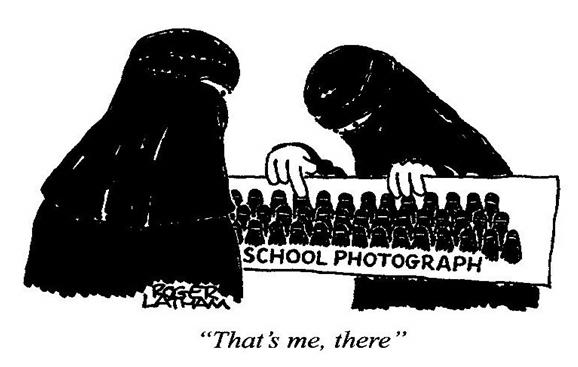 niqabdessin