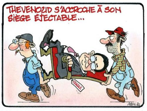 thevenous-et-son-siege-ejectable