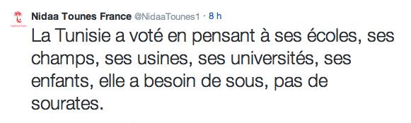 Tweet-Nidaa-Tounes