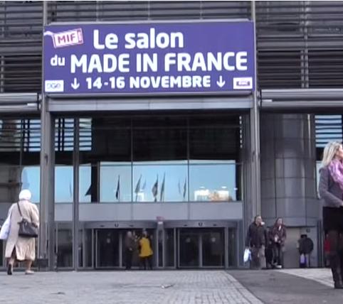 Salon du made in france marine seule concern e des - Salon du e marketing ...