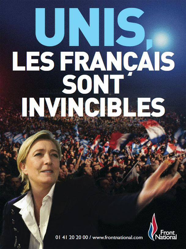 Plus Belle La Vie en mission contre Marine Le Pen
