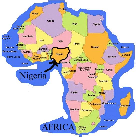 Carte De Lafrique Et Moyen Orient.En Un Demi Siecle L Afrique A Dilapide Son Heritage Colonial