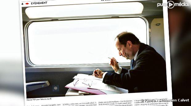 Le Président de la République François Hollande voyage gratuitement et à volonté dans tous les trains, toute l'année, comme ses ministres, comme les députés, comme les sénateurs, et comme pal mal de responsables et décideurs Français. Ils ne se sentent pas concernés par les hausses des billets de train.